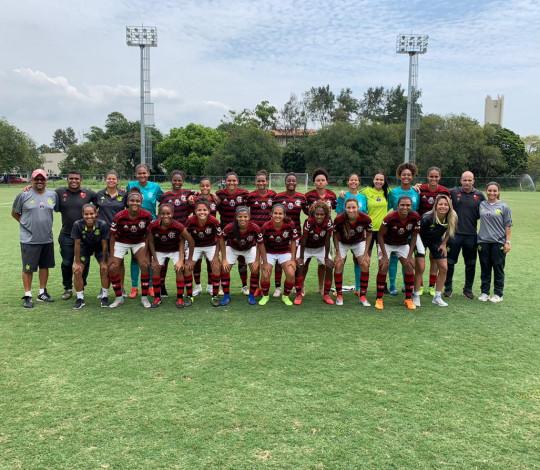 Flamengo/Marinha goleia o Colonia/Guapimirim e dá grande passo rumo à semifinal do Carioca