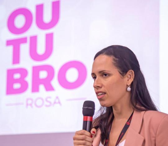 CUIDAR realiza mesa redonda sobre o Outubro Rosa com especialistas