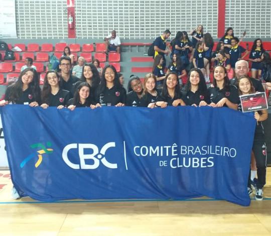 Rubro-Negro encerra participação no Campeonato Brasileiro Interclubes Sub-16