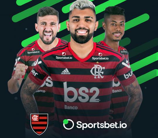 Saiba qual é a marca que está chegando na camisa do Flamengo