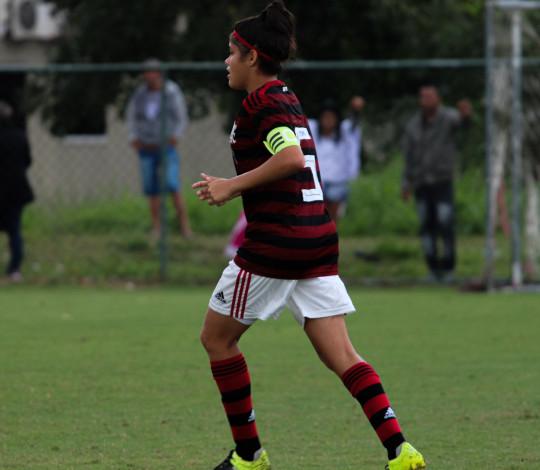 Flamengo perde para o Vasco por 2 a 1 no jogo de ida da semifinal do Carioca Sub-18