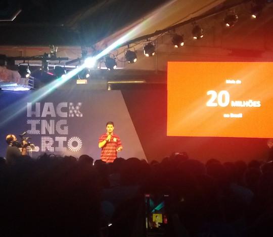 Flamengo patrocina a Hacking.Rio, maior hackathon da América Latina