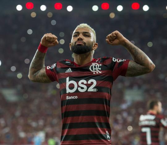 Mengão goleia o Grêmio por 5 a 0 e vai à final da Libertadores