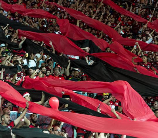 Flamengo x Grêmio: Nota de agradecimento