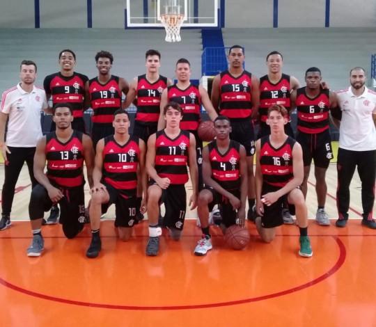 Flamengo está na semifinal do Brasileiro Interclubes de Basquete Sub-21
