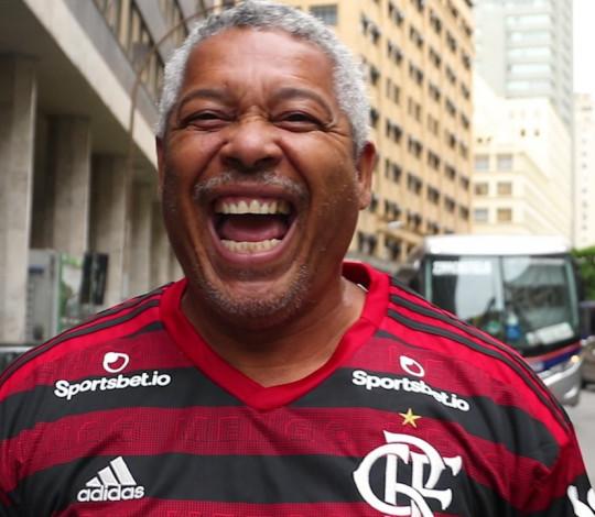 #VistaSeuManto: Flamengo faz campanha para celebrar Dia do Flamenguista