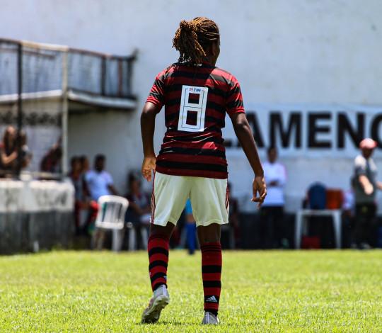 Flamengo empata com o Vasco no Carioca Sub-18