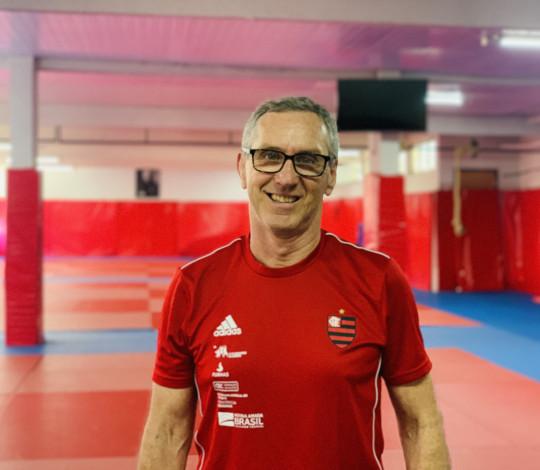 Floriano Almeida é o novo Coordenador Técnico do Judô