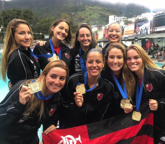 Flamengo é campeão do Estadual de Categorias