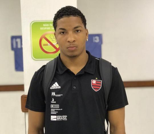 Kauan Jorge se classifica para Seleção Brasileira de base