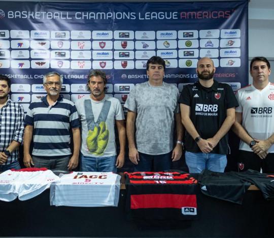Flamengo treina e participa de congresso técnico em Córdoba antes da estreia na Champions