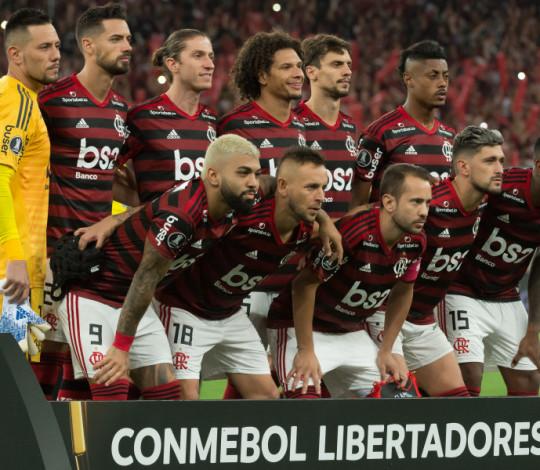 Veja quem foram os associados ganhadores do sorteio de códigos para a final da Conmebol Libertadores