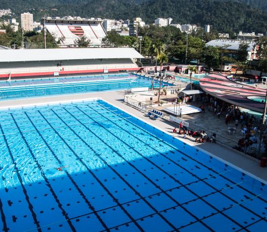 Confira o programa de provas do Campeonato Brasileiro Interclubes de Natação Júnior