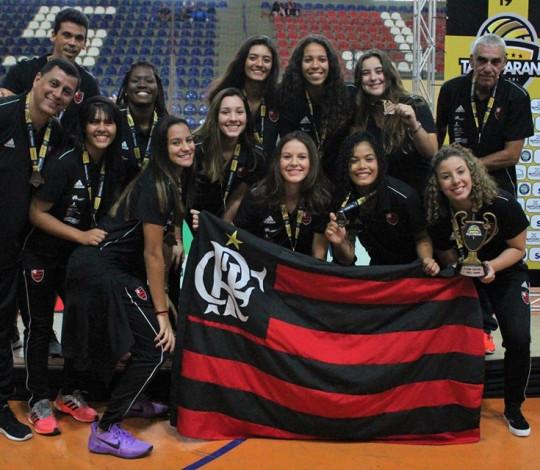 Mais Querido conquista seis medalhas na Taça Paraná de Voleibol