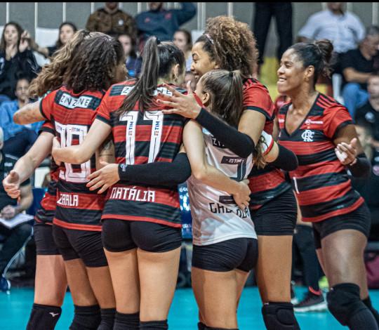 Flamengo é superado pelo Minas Tênis Clube na estreia da Superliga