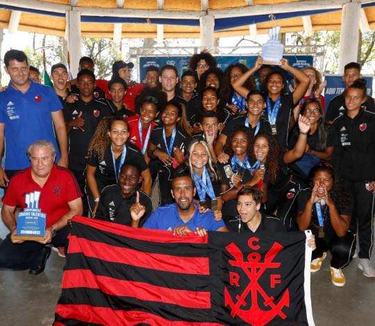 Rubro-Negro conquista o título do Brasileiro Interclubes Jovens Talentos do Remo