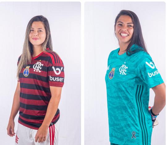 Fernanda Palermo e Gabi Croco são convocadas para a Seleção Brasileira
