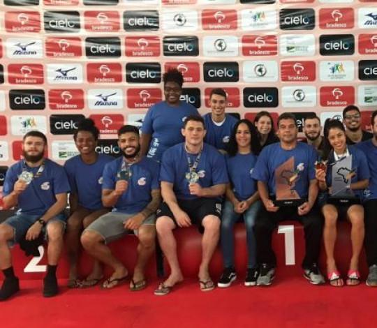 Com participação de atleta rubro-negro, Time Judô Rio termina em terceiro lugar no Brasileiro Sênior
