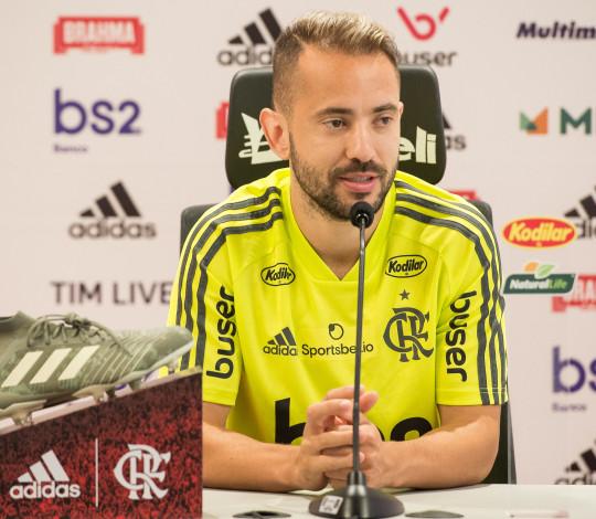 Everton Ribeiro diz que Flamengo está preparado para o Mundial