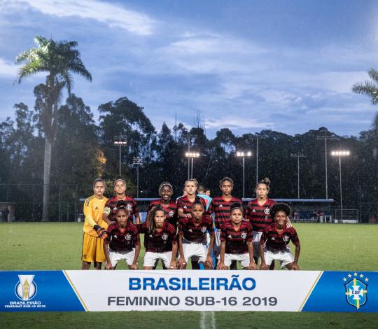 Flamengo encerra participação no Brasileiro Sub-16