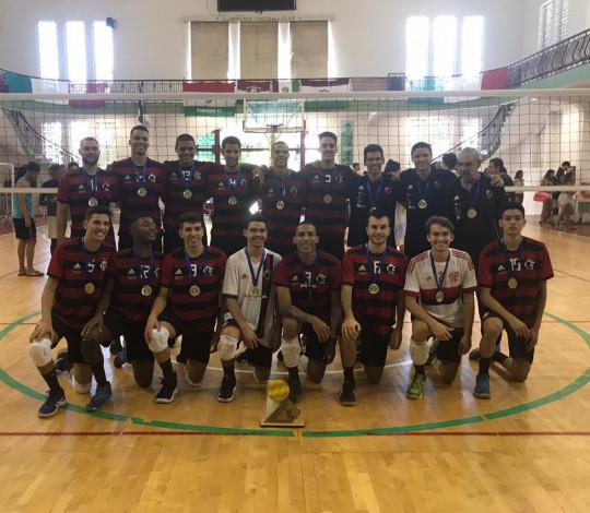 É CAMPEÃO! Flamengo conquista o título do Campeonato Estadual Juvenil Masculino