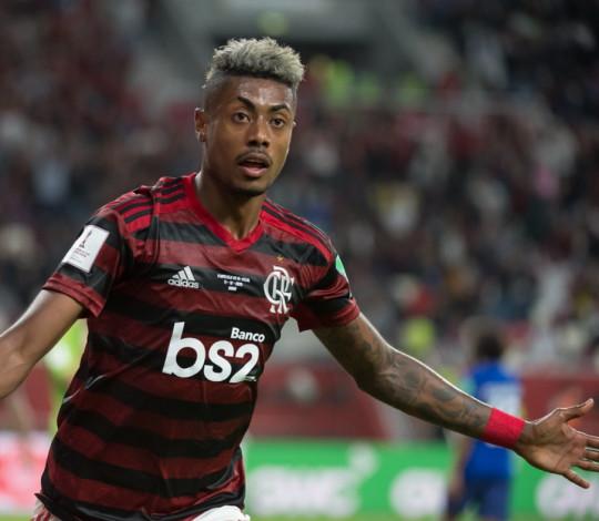 Bruno Henrique elogia a Nação após classificação rubro-negra
