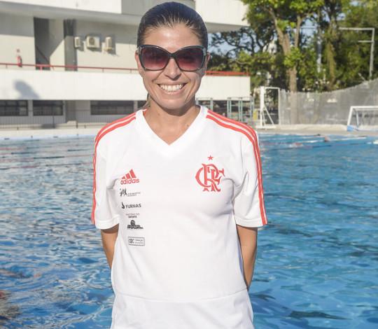Roberta Perillier é a nova gerente dos esportes artísticos do Flamengo