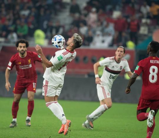 Flamengo perde para o Liverpool por 1 a 0, na prorrogação, e fica com o segundo lugar no Mundial