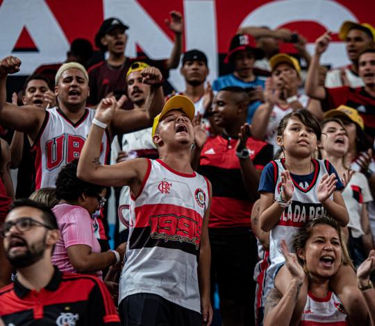 Flamengo mandará jogos em Brasília em janeiro