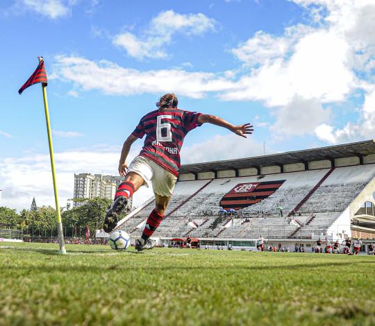 Flamengo/Marinha conhece a tabela do Campeonato Brasileiro Feminino
