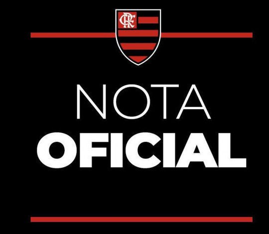 Nota Oficial - Rômulo