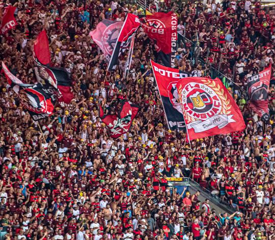 Sócios-torcedores deverão acessar o Maracanã com cartão-ingresso
