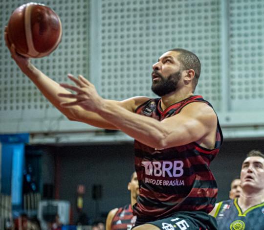 Flamengo vence o Fuerza Regia e está nas semifinais do Basketball Champions League Americas