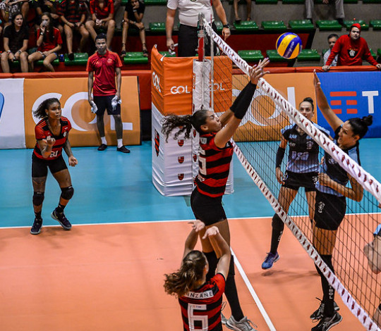 Flamengo perde para o Valinhos por 3 sets a 1 na Superliga