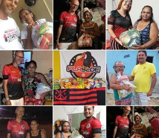"Embaixada FLASEDE realiza campanha ""Natal Solidário"""