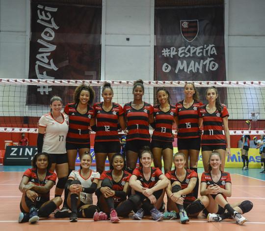 Na Gávea, Flamengo encara o São Caetano pela Superliga