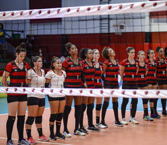 Flamengo perde para o São Caetano por 3 sets a 2 na Superliga