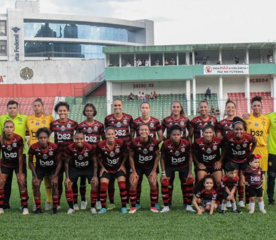 Flamengo/Marinha jogará os dois próximos jogos com entrada gratuita em Edson Passos