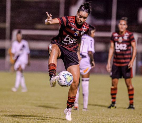 Em casa, Flamengo/Marinha vence a Ponte Preta por 3 a 0 pelo Brasileiro Feminino