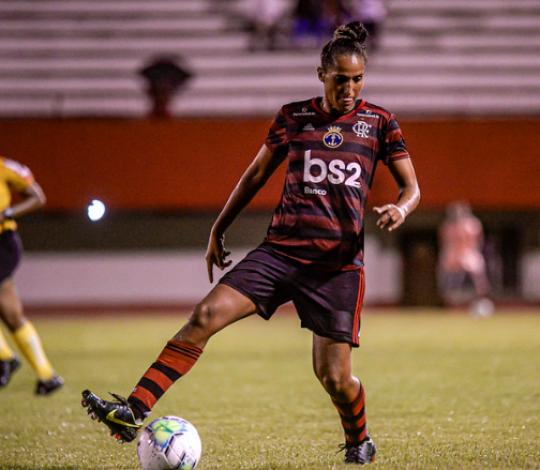 BS2 amplia patrocínio com Flamengo para todas as categorias de futebol