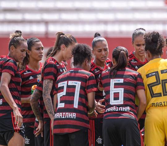 Flamengo/Marinha perde para o São Paulo por 3 a 1