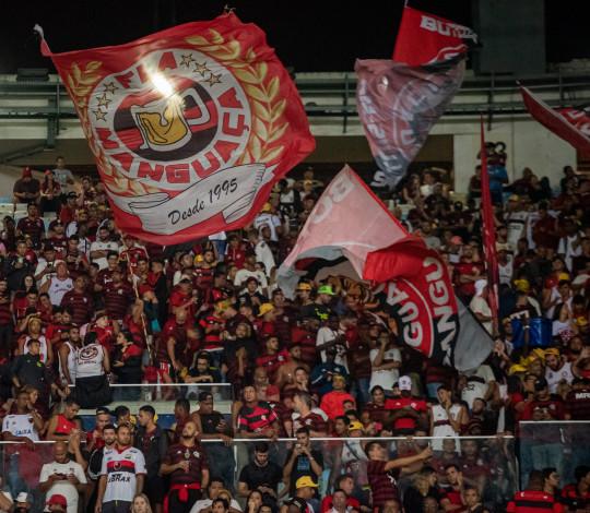 Venda de ingressos para a decisão da Taça Guanabara está aberta para sócios-torcedores