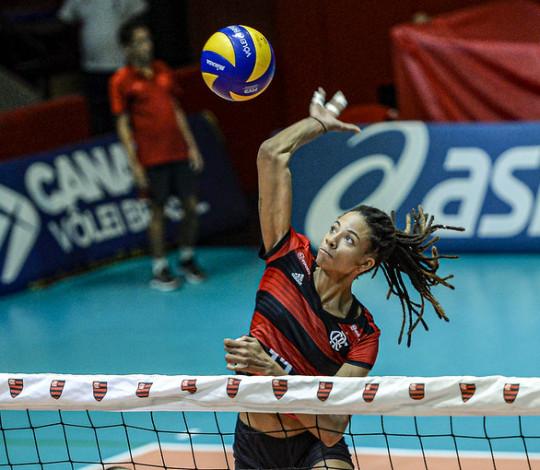 Fora de casa, Flamengo encara o Osasco pela Superliga