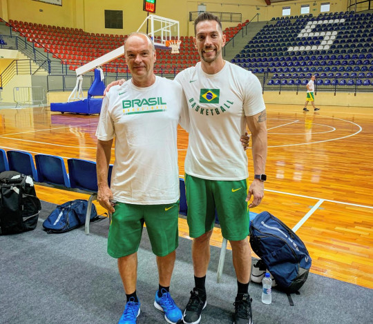Bruno Nicolaci e Claudio Cardone são convocados para a Seleção Brasileira