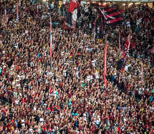 Venda de ingressos para a primeira rodada da Taça Rio começa nesta sexta-feira (21), às 17h
