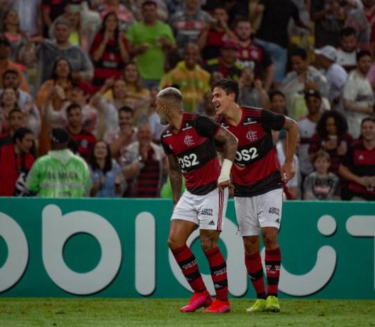 De virada, Mengão vence o Boavista e conquista o 22º título da Taça Guanabara