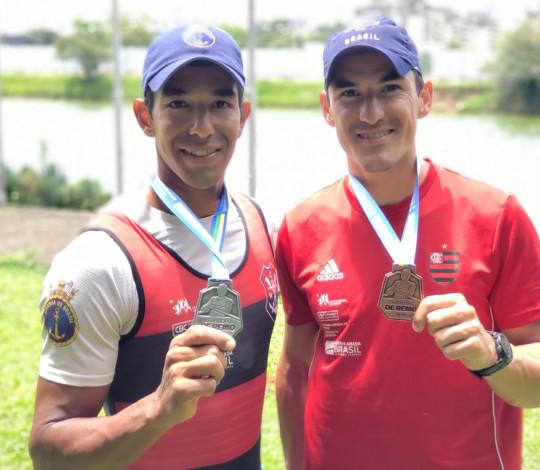 Através da Qualificação Interna, rubro-negros se classificam para o Pré-Olímpico de Remo