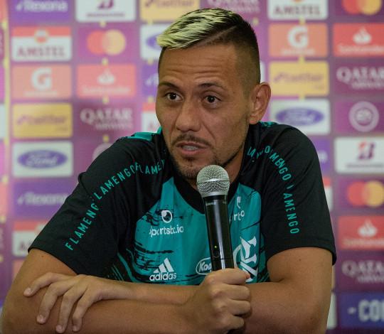Diego Alves projeta estreia na Libertadores