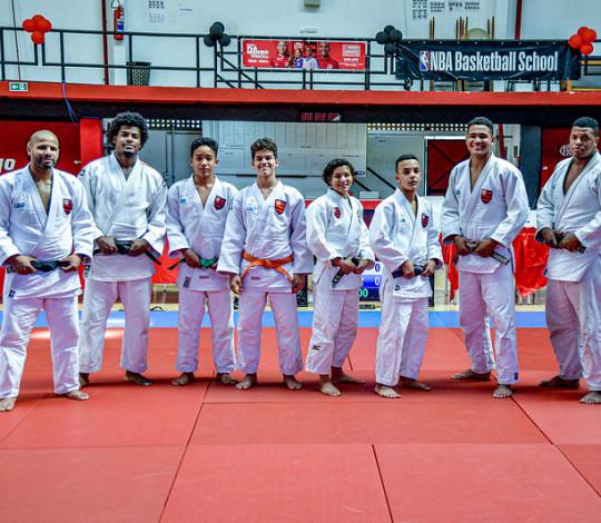 Time Flamengo participa do Torneio de Abertura de judô neste fim de semana