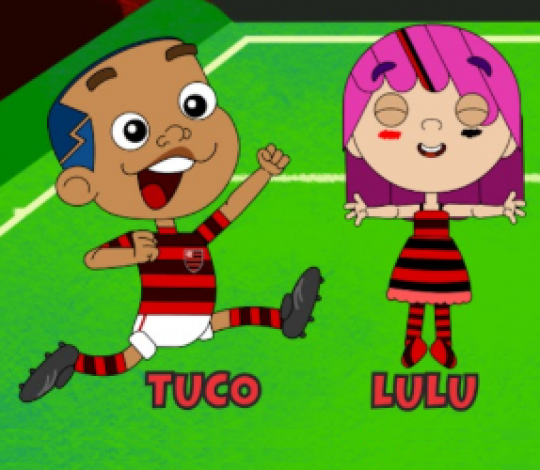 """""""Flamiguinhos"""": Flamengo lança conteúdo infantil na FlaTV"""